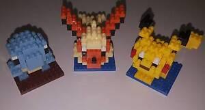 Pokemon Mini Block Kits Orange Orange Area Preview