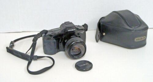 Minolta Maxxum 7xi 35mm Camera w/ MARUMI 55mm ZOOM xi AF 28-80 Lens, Strap, Case
