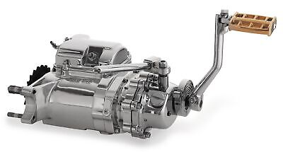 Baker 6-Into-4 Transmission with Kicker M6402P Polished