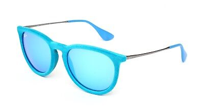 Ray Ban RB4171 Erika Women's Blue Sunglasses 1093