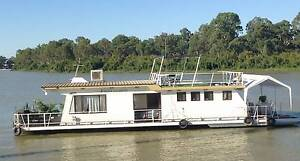 Houseboat on Permanent Mooring Renmark Renmark Paringa Preview