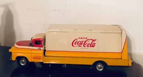 Allen Haddock Vintage Coca Cola Truck
