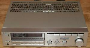 Sony AM / FM Stereo Receiver  Model STR-VX4
