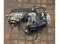 YAMAHA VITY 125 2013 ALL PARTS AVAILABLE ENGINE GEARBOX ....
