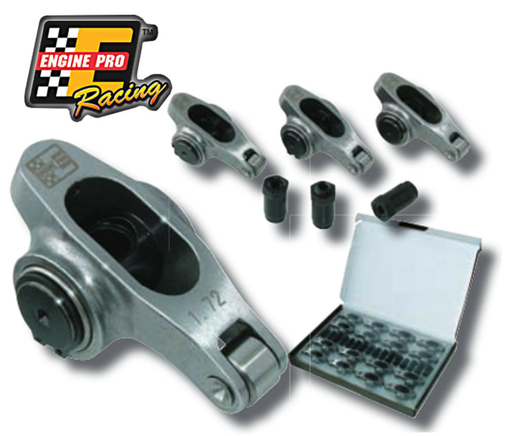 "FORD BIG BLOCK 429 460 V8 ROLLER ROCKER SET 7/16"" STUD"