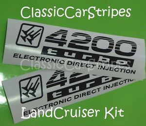 LandCruiser-4200-turbo-100-Series-Black-Decal-sticker