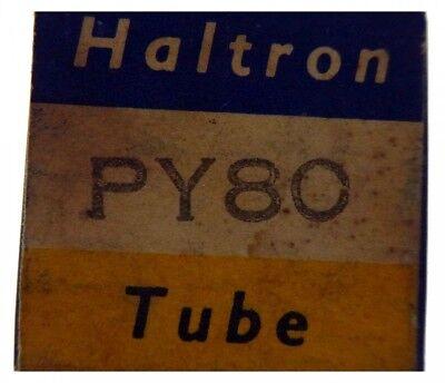 NEU/NOS/OVP: Elektronenröhre PY80, Hersteller Haltron