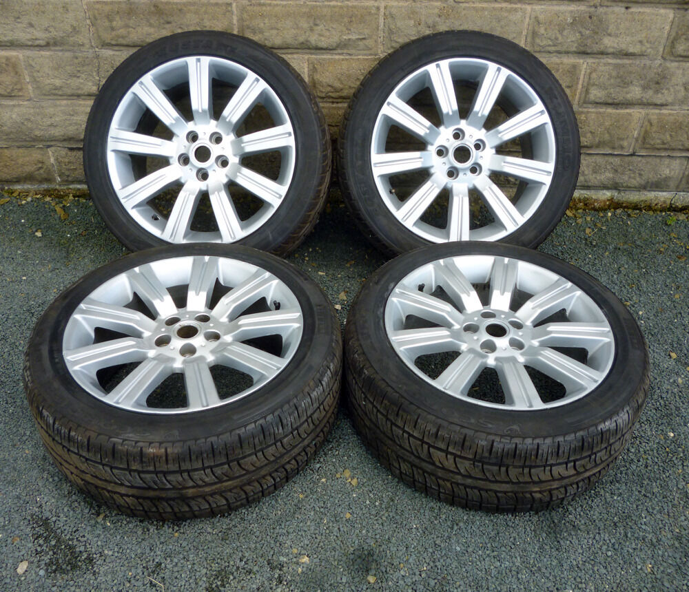 20 Quot Range Rover Sport Stormer Style Alloy Wheels Tyres