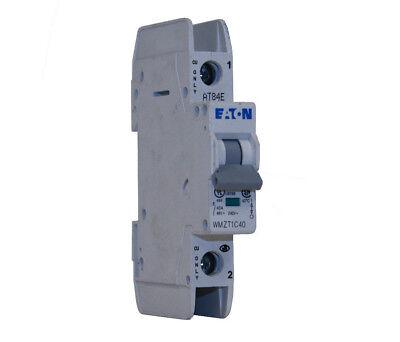 WARRANTY 1 Pole 40 Amp Circuit Breaker Siemens BQD140