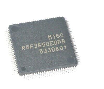 R5f3650edfbv2 Renesas Microcontroller 100-pin Lfqfp .. 1 Pcs