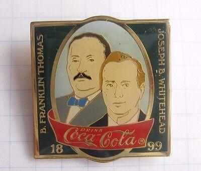 1899 / COCA-COLA / 100-JÄHRIGEN SATZ ..... Spange/kein Pin (Ka4)