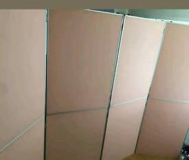 Large folding exhibition stand - 8 panels