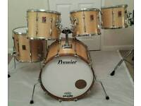 Premier resonator drum kit