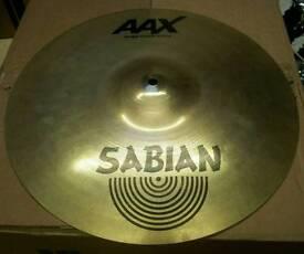 Sabian AAX 16 inch Stage Crash