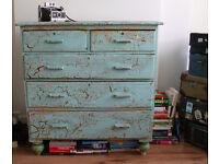 Pre 1860's Chest of Drawers