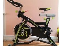 ProForm 320 SPX Indoor Exercise Cycle/ SPINNING BIKE RRP £350.00 HARDLY USED £200-OFFERS ACCEPTED
