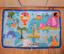 Tiny Love Discover The World Playmat - Baby playground / play mat
