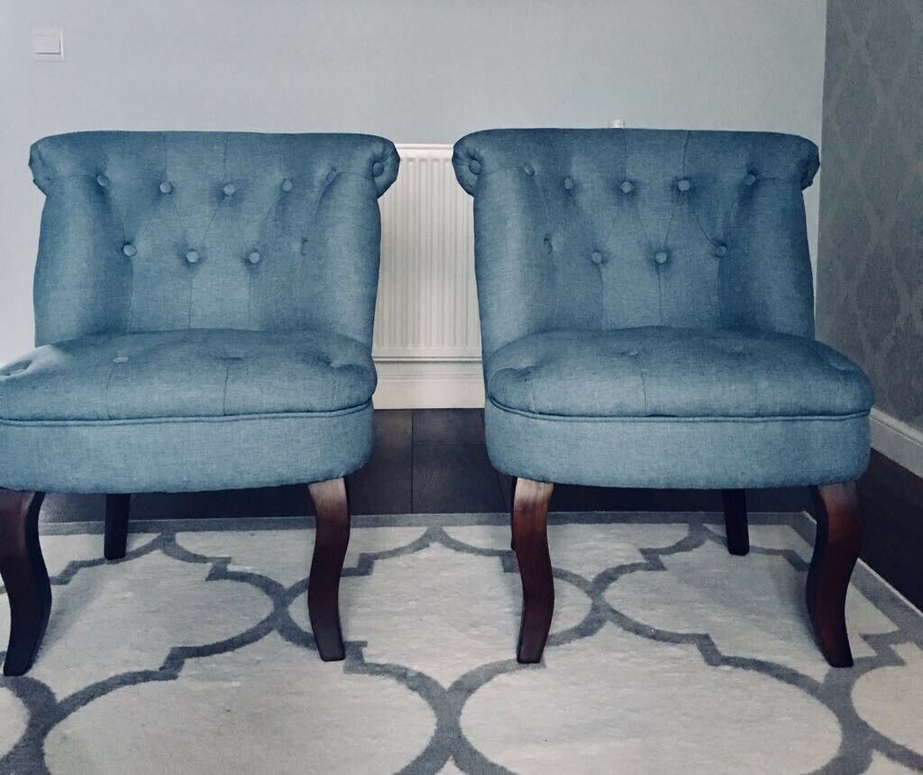 Unmissable Offer Beautiful Tk Maxx Chairs In Carntyne Glasgow Gumtree