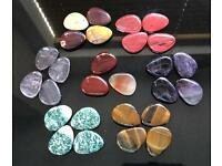 High Quality Crystal Thumbstones/Worry Stones