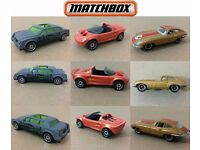 3x Matchbox Collectable Toy Model Cars