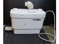 Saniflo Sanivite 3 undersink pump 220-240 V