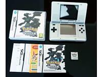 Nintendo DS Including Pokemon White