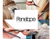 Hairdressing basic course with a diploma in Gloucester