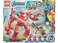 Marvel avengers lego, never opened