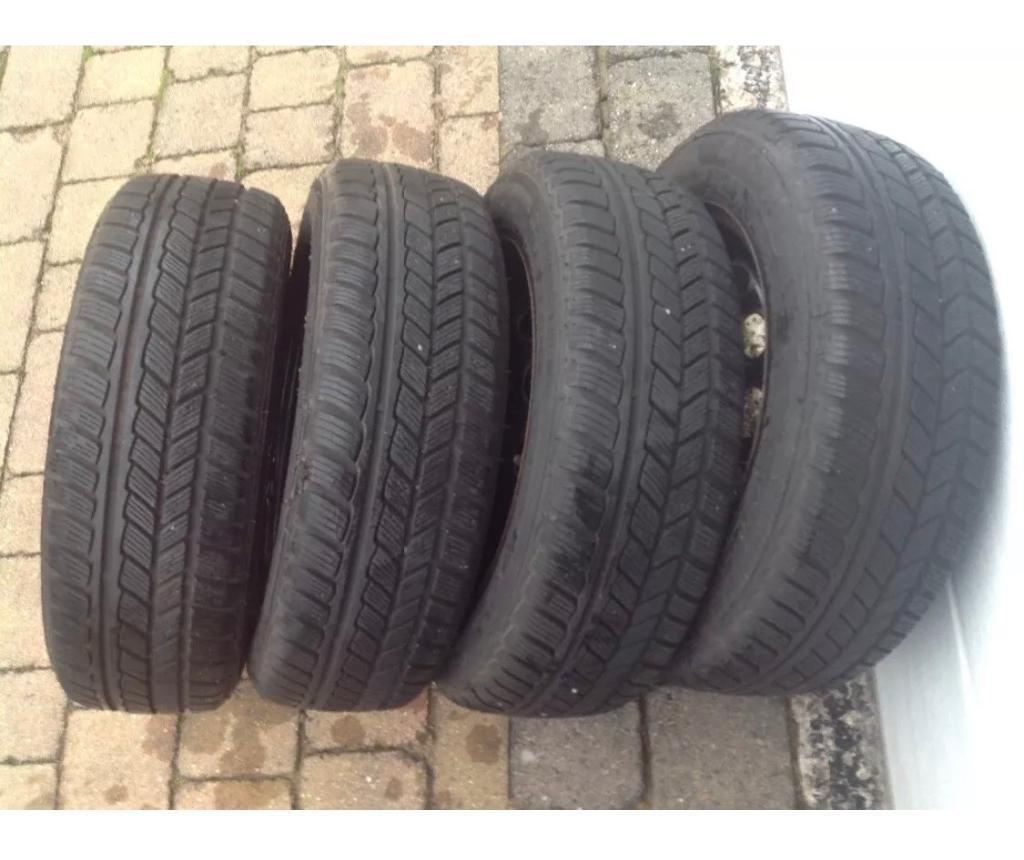 Ford Ka Mk Winter Tyres And Wheels   Jx Et