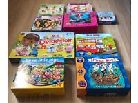 Children's Board Games, Puzzles, Toys