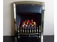 Valor Dream Convector 4.0 KW Inset Gas Fire (Pale Gold)