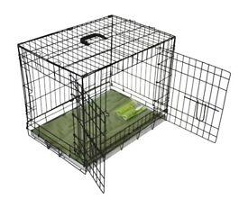 Dog - Puppy Crate Medium Double Door