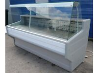 Serve-Over Display Counter (2m) fridge