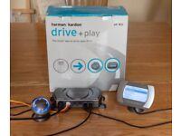 Harman Kardon DP 1EU Drive + Play In-Car Hands Free iPod iPhone Player