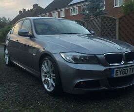 BMW m sport business class 2011 ***£30 a year tax ***
