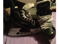 Bauer hockey ice skates size 3.5 for sale £30 ono