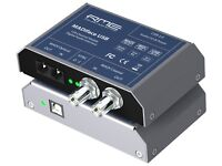RME Madiface USB Madi Audio Interface 64 in/out recording