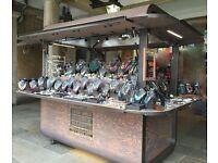 Part Time Sales Assistant - Fashion Jewellery - Covent Garden Market
