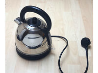 Cookworks Traditional Stainless Steel Kettle
