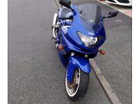 2002 Yamaha YZF 600 Thundercat - Not R6 ZZR ZX6R Honda