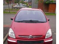 **DIESEL** CITROEN XSARA PICASSO EXECL (5 SEATER MPV) EXCELLENT CONDITION