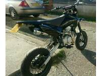 Road Legal 140 Stomp Pit Bike Supermoto 125