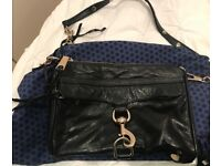 Rebecca Minkoff Mac Flap Leather Crossbody Bag