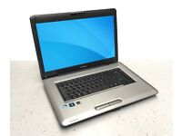 "TOSHIBA SAT PRO 15.6"" WINDOWS 7 LAPTOP 