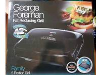 George Foreman 24330 Large Portion Health Grill