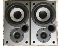 Denon (Mission) SC-M5K 75W Bookshelf speakers