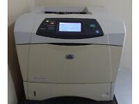 HP LaserJet 4200n network printer