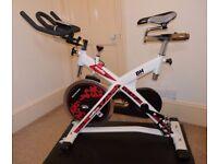 BH SB 2.6i spin bike, used