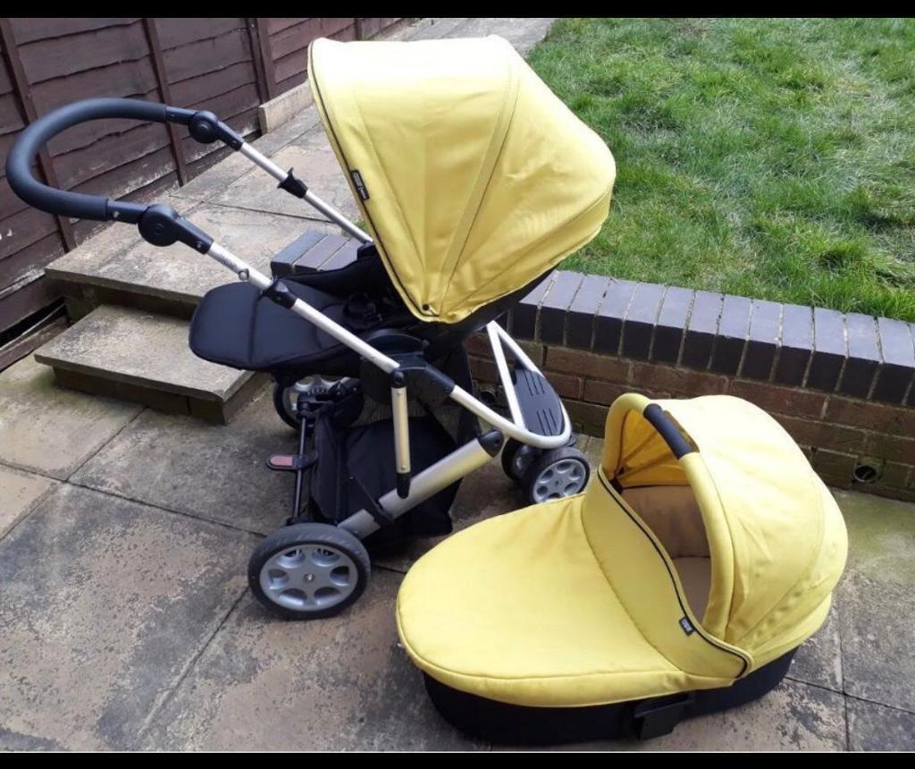 Mamas Papas Pram Push Chair Mouse Basket Car Seat Swing Walker Travel Coat