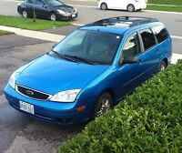 2007 Ford Focus Wagon AS IS $1200 OBO